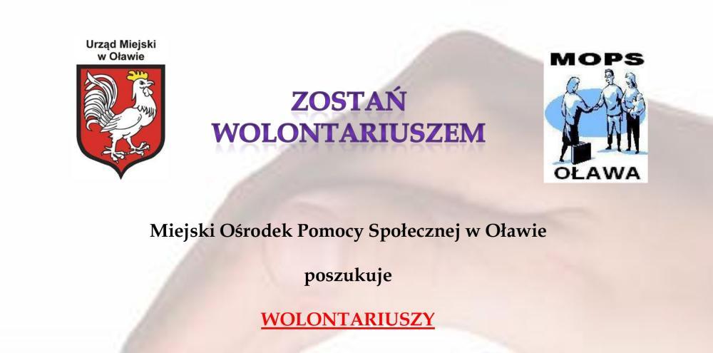 Gmina Oława, poszukuje wolontariuszy - zdjęcie, fotografia