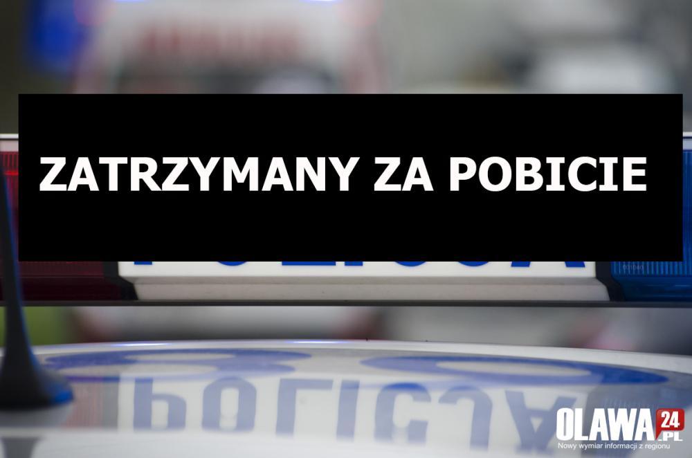 Kronika policyjna, Obywatel Ukrainy zatrzymany pobicie - zdjęcie, fotografia