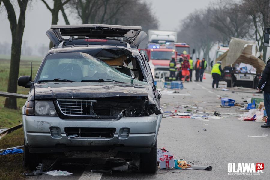 Wypadki drogowe, Wypadek drodze Wiesz zachować - zdjęcie, fotografia