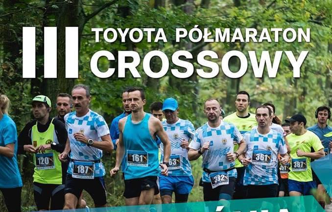 Bieganie, Ruszyły zapisy Toyota Półmaraton Crossowy - zdjęcie, fotografia