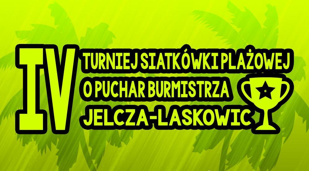 Siatkówka, Turnieju Siatkówki Plażowej Puchar Burmistrza Jelcza Laskowic - zdjęcie, fotografia