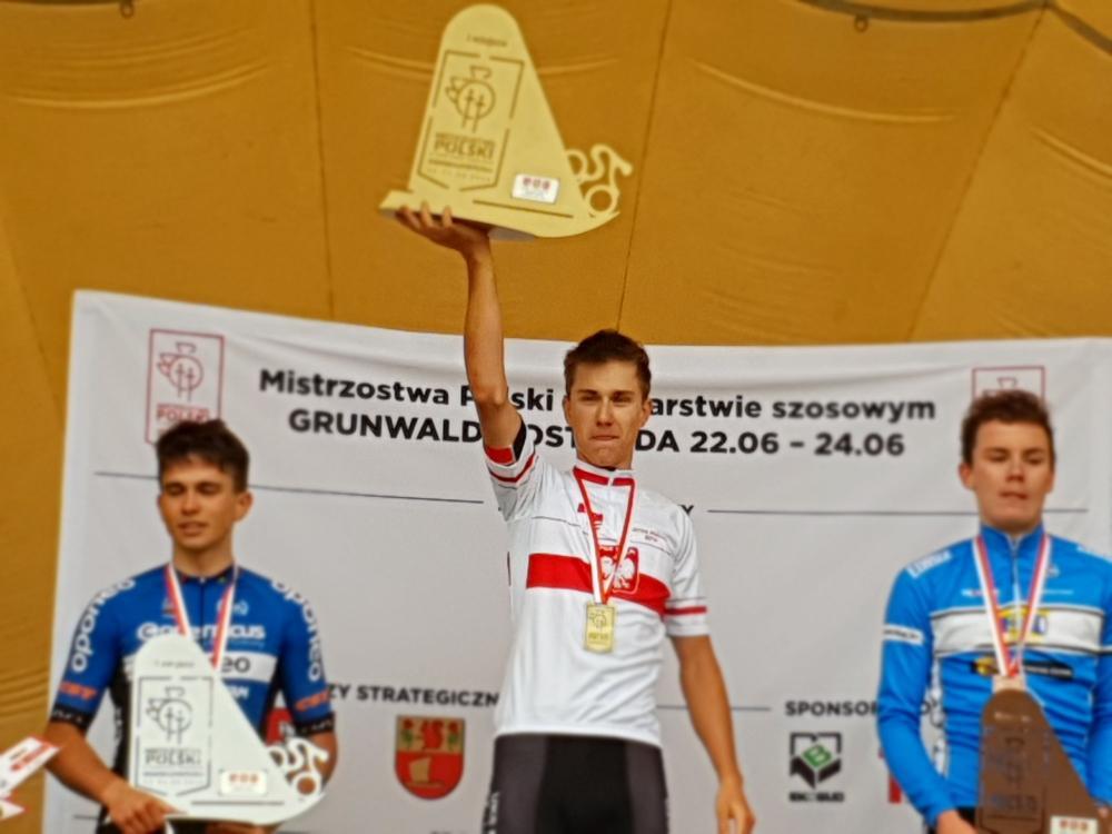 Kolarstwo, Sukcesy kolarzy Jelcza Laskowic - zdjęcie, fotografia