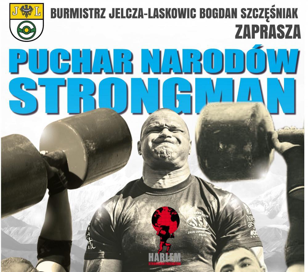 Lekkoatletyka, Puchar Narodów Strongman Jelczu Laskowicach - zdjęcie, fotografia