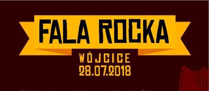 Koncerty, Wójcice zapraszają Falę Rocka! - zdjęcie, fotografia