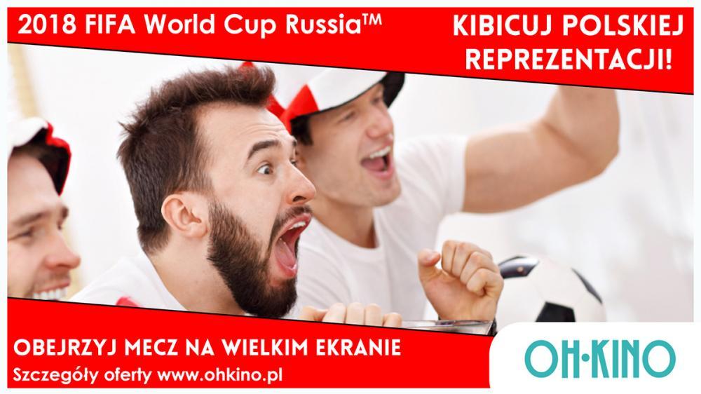 Go Kino, Kibicuj Polskiej Reprezentacji KINO! - zdjęcie, fotografia