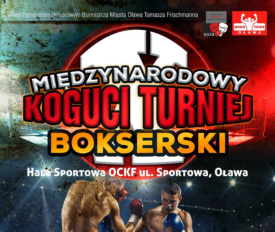 Sztuki walki, Zmierzą Kogucim Turnieju Bokserskim - zdjęcie, fotografia