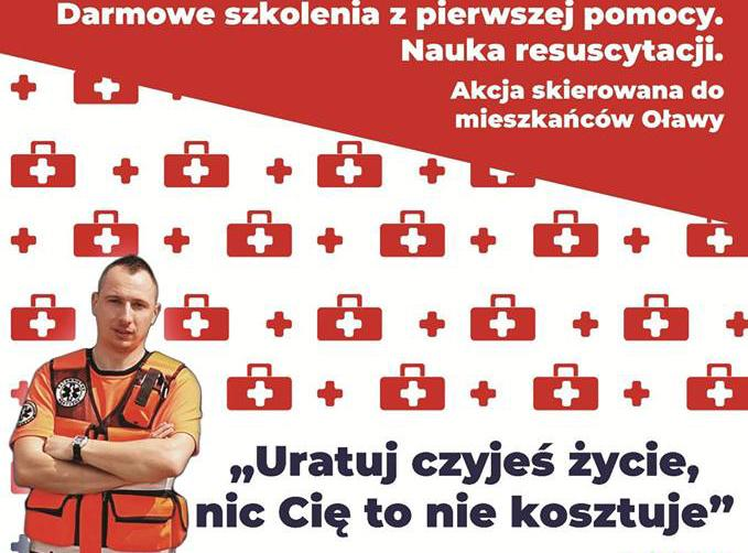 Mieszkańcy, Skorzystaj szkolenia pierwszej pomocy - zdjęcie, fotografia