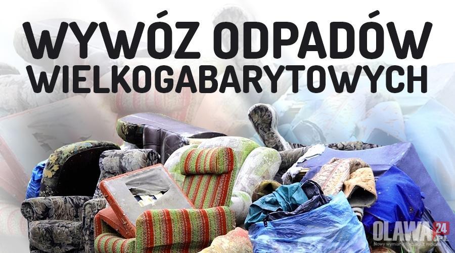 Gmina Domaniów, Objazdowa zbiórka Gminie Domaniów - zdjęcie, fotografia