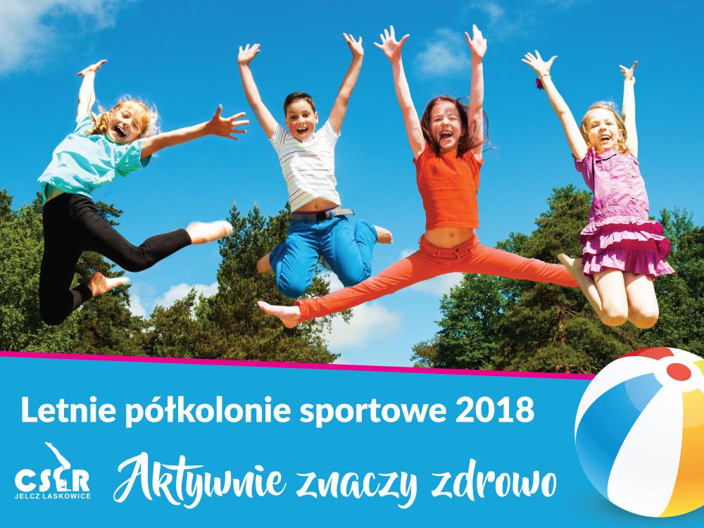 Gmina Jelcz-Laskowice, Sportowe półkolonie Jelczu Laskowicach - zdjęcie, fotografia