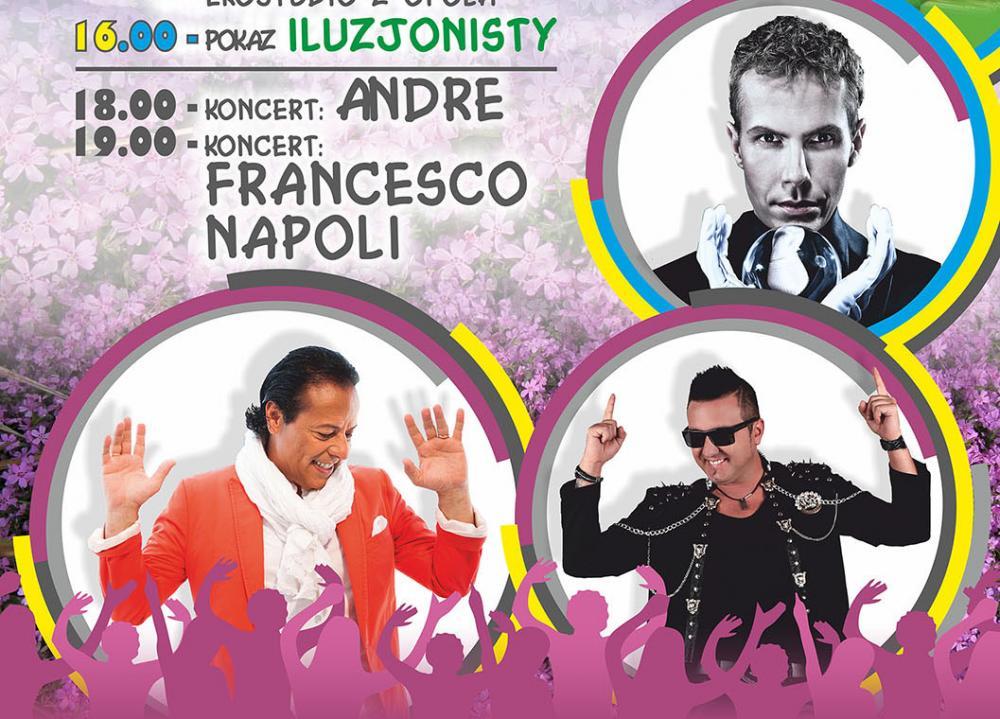 Koncerty, Francesco Napoli Andre dziecka rodziny - zdjęcie, fotografia