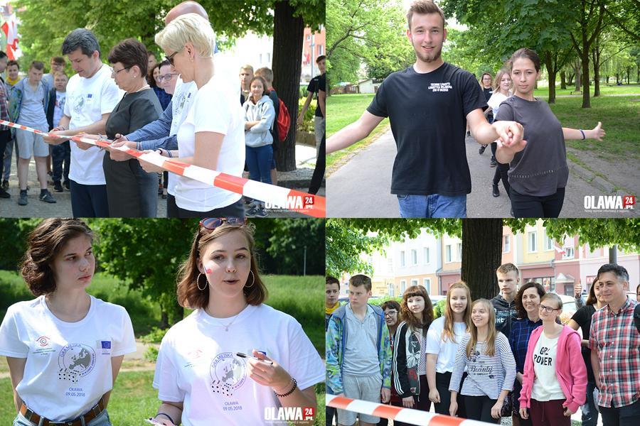 Gmina Oława, Bawili uczyli europejskiej - zdjęcie, fotografia