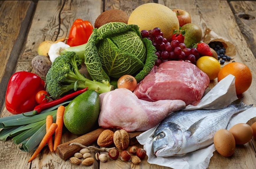 Artykuły sponsorowane, Piramida żywieniowa czyli jeść zdrowym - zdjęcie, fotografia