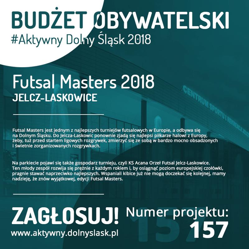 Futsal, Gwiazdy futsalu znów odwiedzą Dolny Śląsk Futsal Masters jednym projektów budżetu obywatelskiego - zdjęcie, fotografia