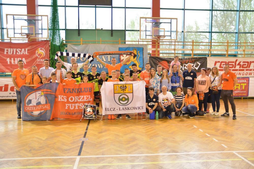 Futsal, Orzeł awansu wysokiej wygranej Rzeszowie - zdjęcie, fotografia