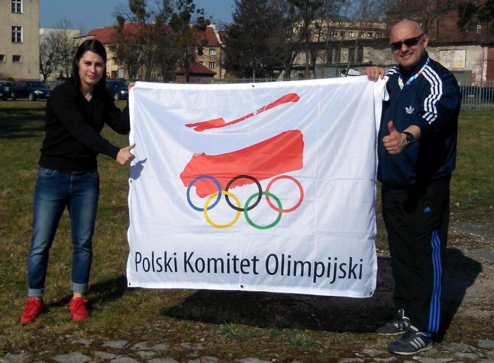 Mieszkańcy, Turniej wiedzy Olimpijskiej - zdjęcie, fotografia