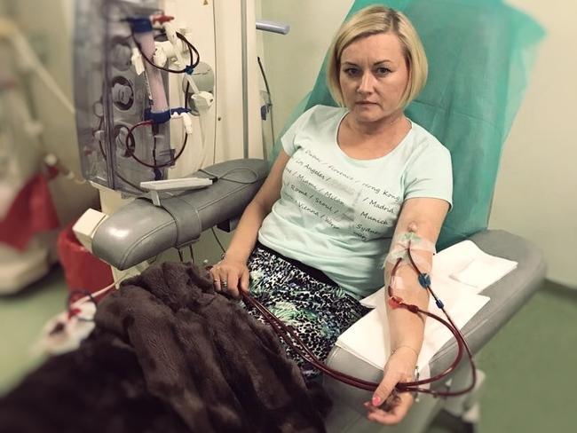Mieszkańcy, Dorota Sobczak zakwalifikowana programu refundacji Soliris - zdjęcie, fotografia