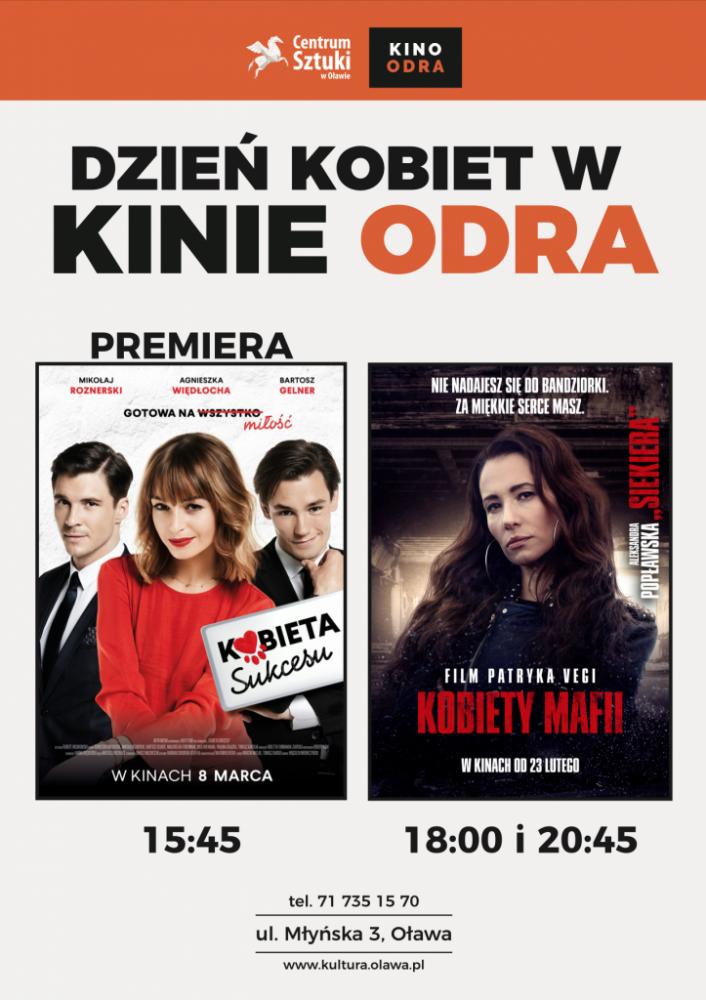 Kino ODRA, Dzień Kobiet Odrze - zdjęcie, fotografia