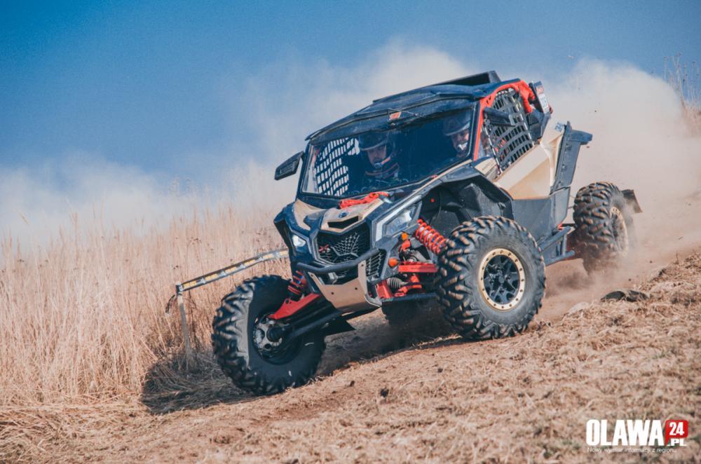 Motosport, Super Rally nami! - zdjęcie, fotografia