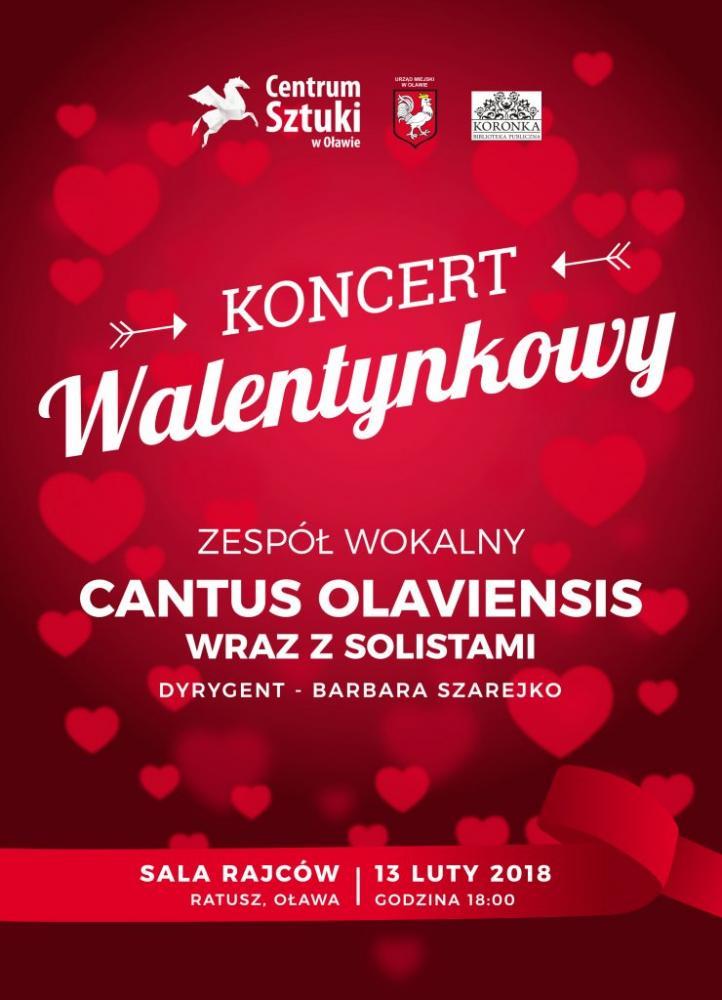 Koncerty, Koncert walentynkowy - zdjęcie, fotografia