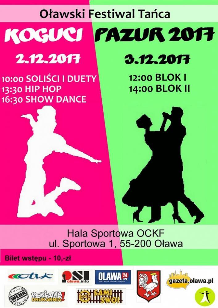 Taniec, Koguci Pazur - zdjęcie, fotografia
