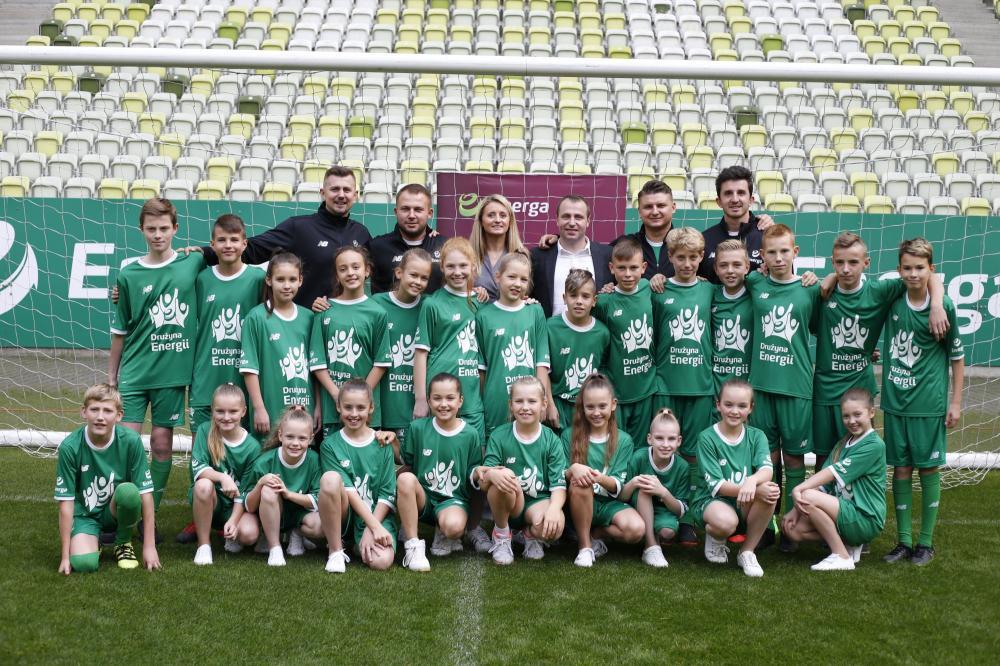 Piłka nożna, Jesteś nauczycielem Zgłoś swoją drużynę projektu Drużyna Energii - zdjęcie, fotografia