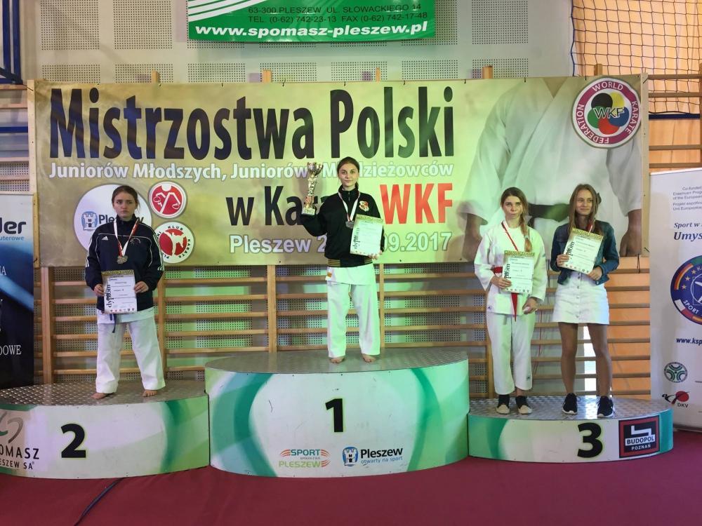 Sztuki walki, Sukcesy Kingi Zwijacz Mistrzostwach Polski - zdjęcie, fotografia