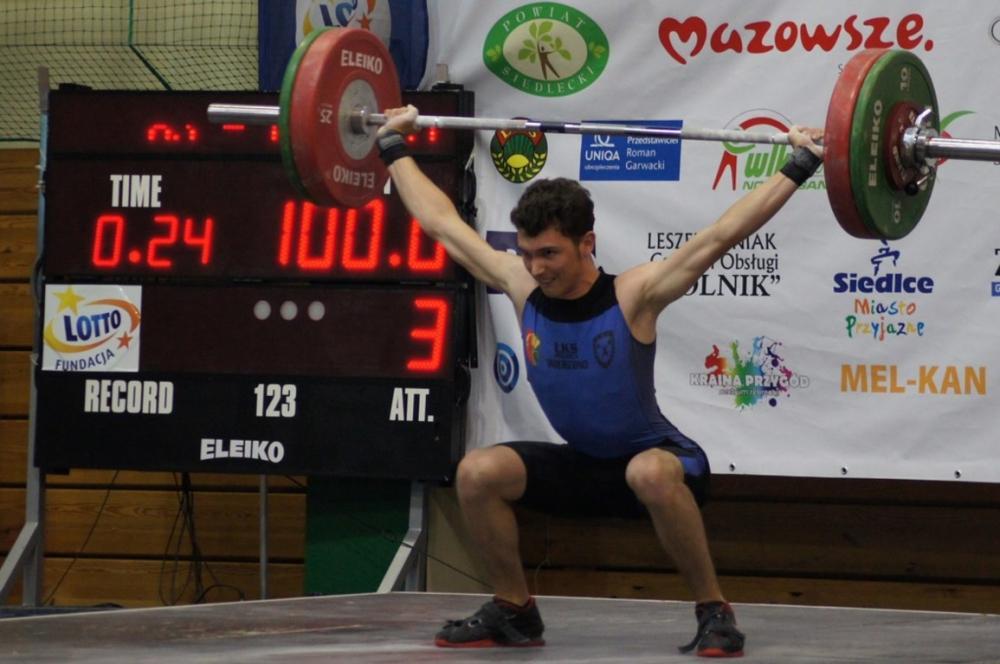 Ciężary, Drużyna Wierzbna Ogólnopolskiej Olimpiadzie Młodzieży - zdjęcie, fotografia