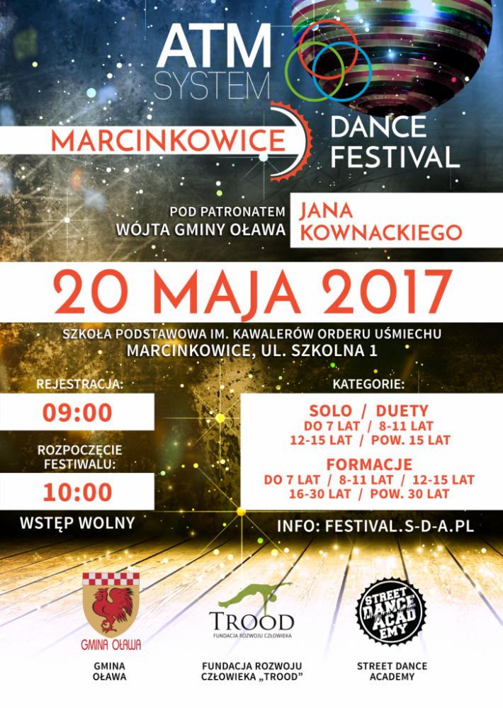 Taniec, Dance Festival Marcinkowicach - zdjęcie, fotografia