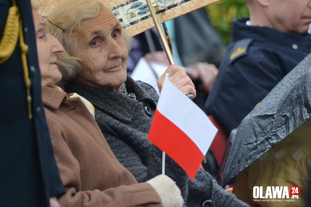 Uroczystości, Pamiętajmy Biało Czerwonej nasza - zdjęcie, fotografia
