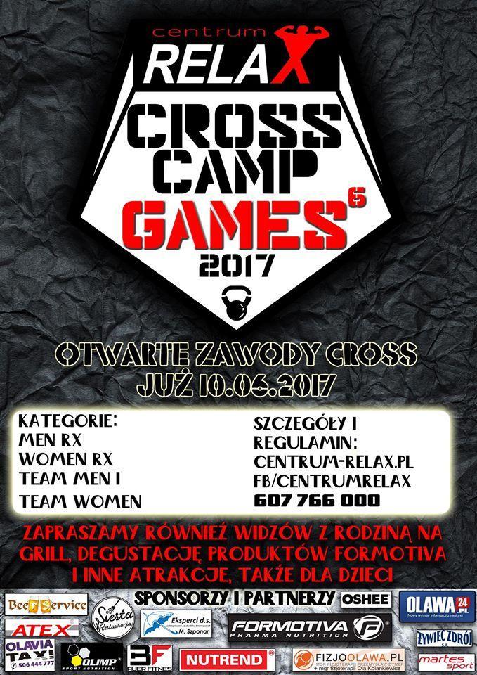 Fitness, CrossCamp Games Oławie - zdjęcie, fotografia