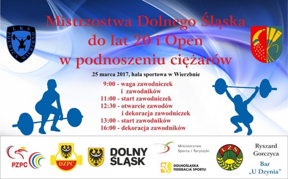 Ciężary, Mistrzostwa Dolnego Śląska podnoszeniu ciężarów - zdjęcie, fotografia