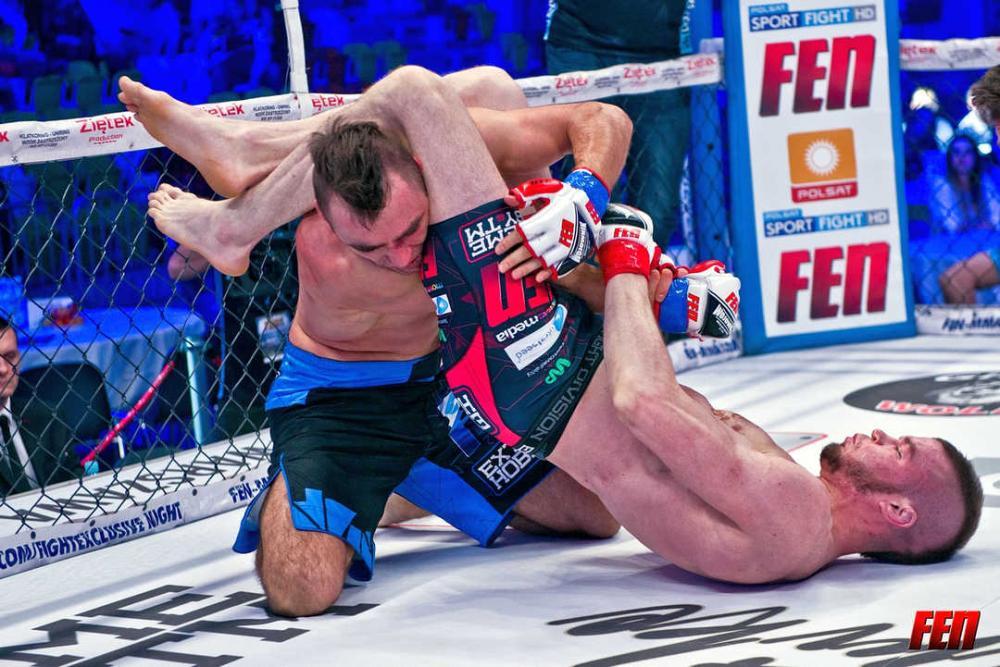 Sztuki walki, FEN16 wielkie nadzieje nowej sportowej! - zdjęcie, fotografia