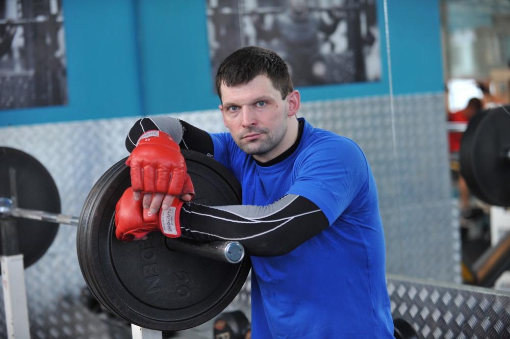 Sztuki walki, Szymon Kołecki zadebiutuje - zdjęcie, fotografia