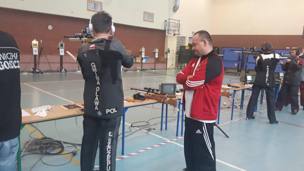 Strzelanie, Łukasz Szczepuła znowu złotem - zdjęcie, fotografia