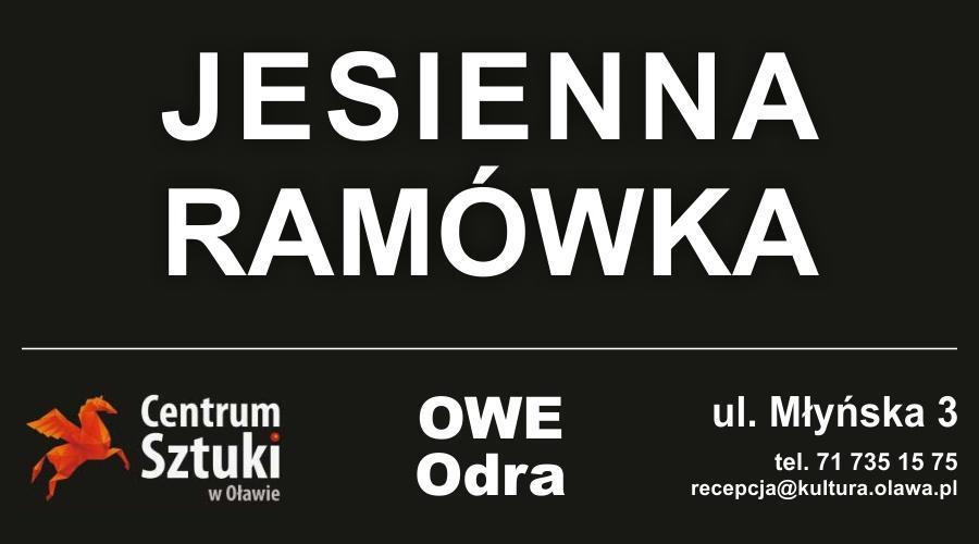 Centrum Sztuki w Oławie, Kulturalna jesień Centrum Sztuki - zdjęcie, fotografia