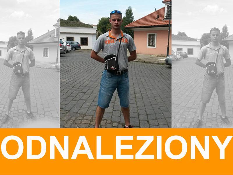 Zagionione, Grzegorz odnaleziony - zdjęcie, fotografia