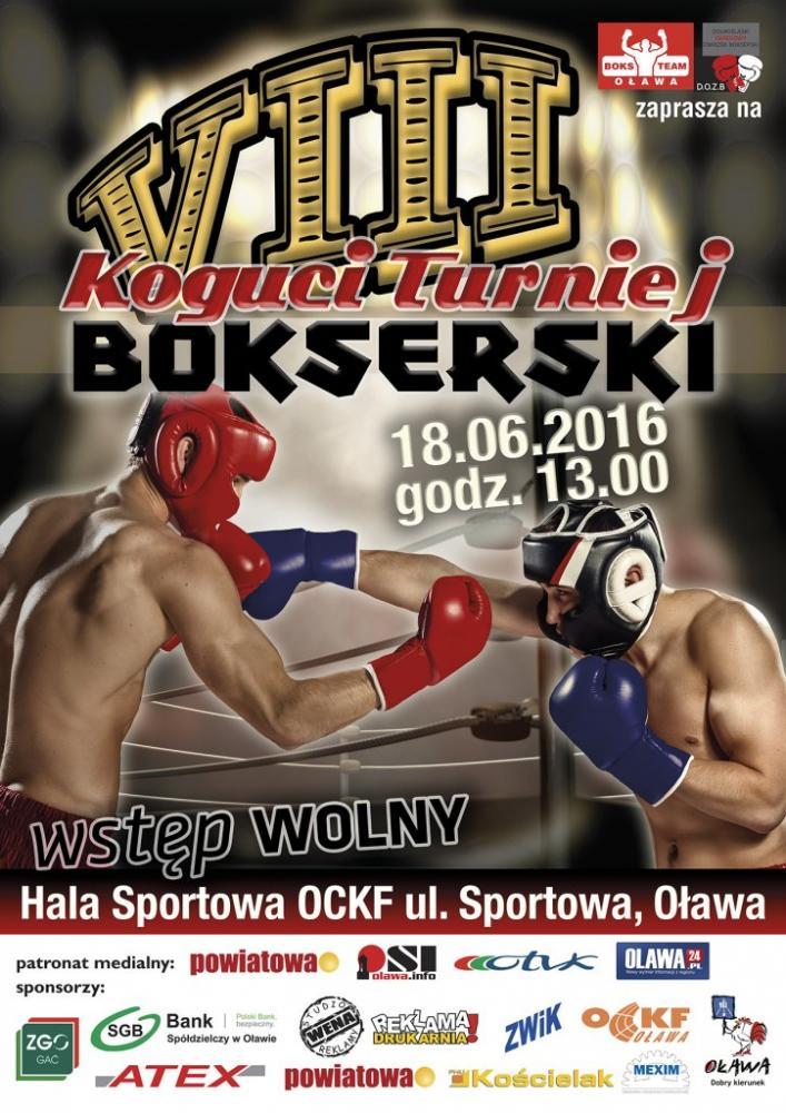 Boks, Koguci Turniej Bokserski - zdjęcie, fotografia