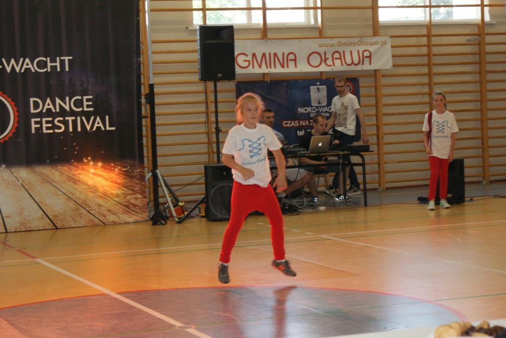 Taniec, marcinkowicki festiwal tańca - zdjęcie, fotografia