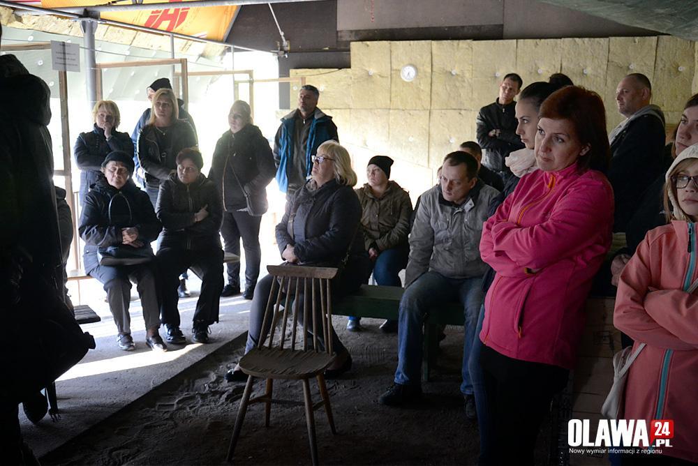 Strzelanie, Strzelnica rozdrożu Mieszkańcy chcą konkretnych działań - zdjęcie, fotografia