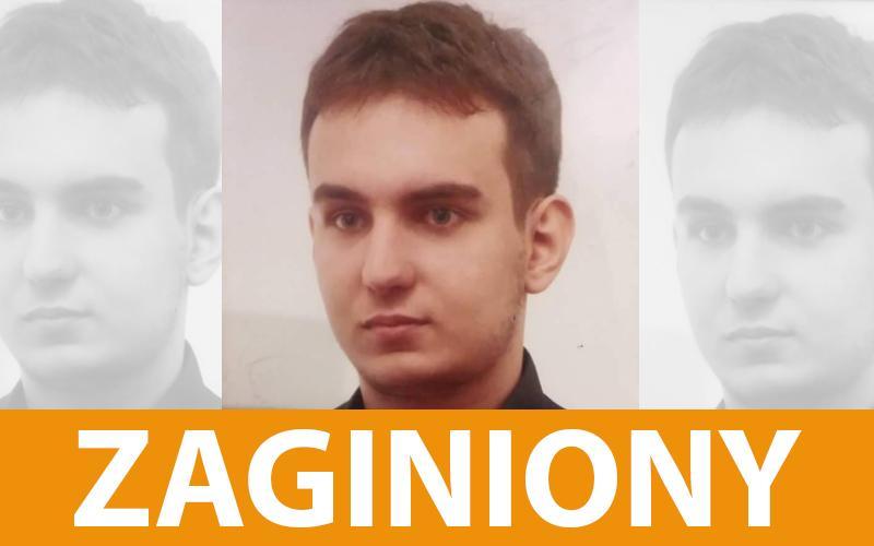 Zagionione, Zaginął młody mężczyzna Rodzina prosi pomoc poszukiwaniach - zdjęcie, fotografia