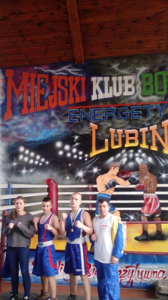 Boks, Oława Lubinie - zdjęcie, fotografia