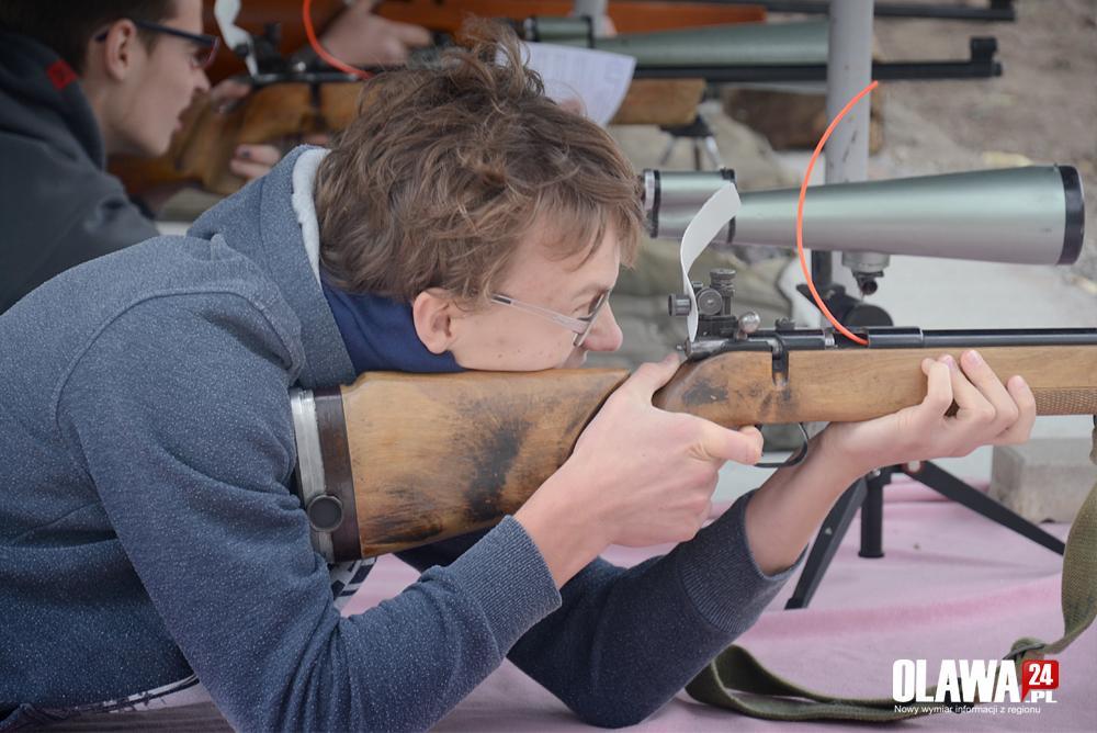 Strzelanie, Zawody strzeleckie Puchar Prezesa - zdjęcie, fotografia