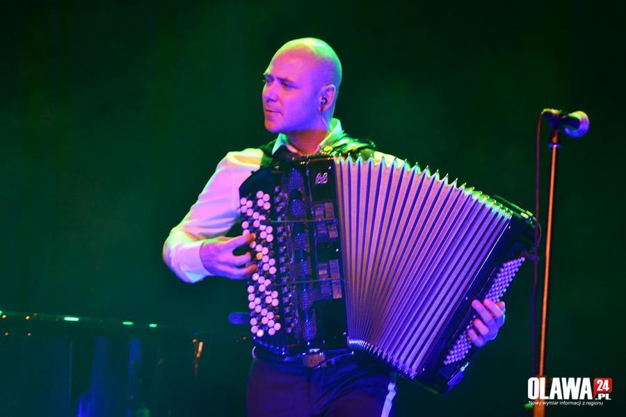Koncerty, Owacje stojąco Marcina Wyrostka - zdjęcie, fotografia