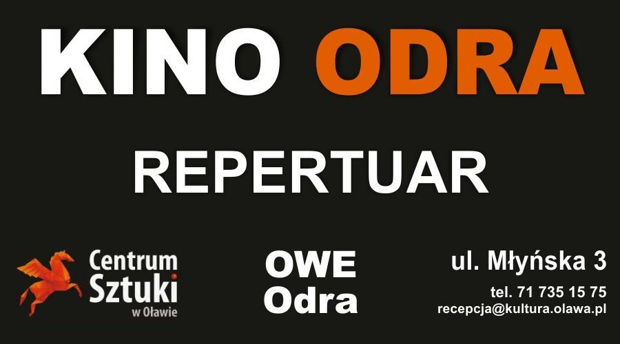 Kino ODRA, Filmowa jesień kinie - zdjęcie, fotografia