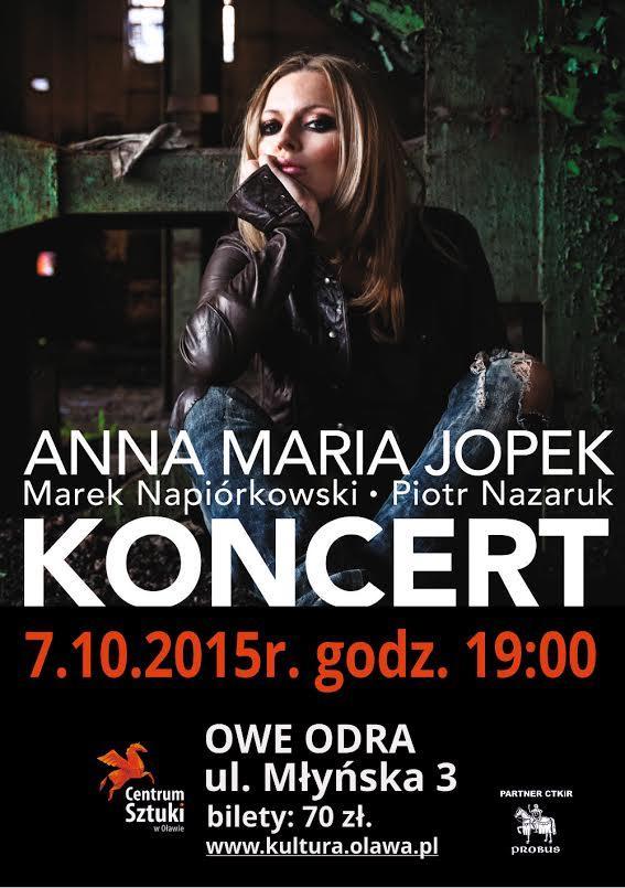 Koncerty, Maria Jopek Centrum Sztuki - zdjęcie, fotografia