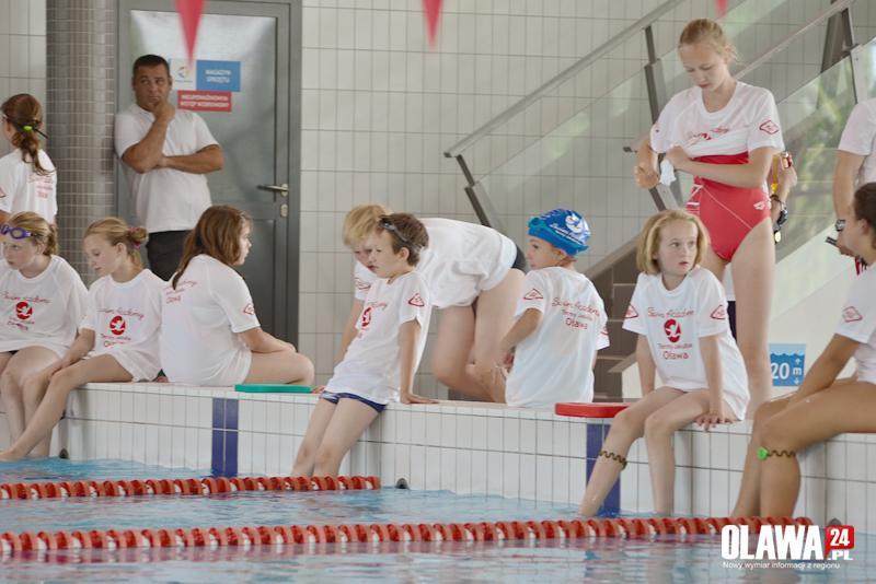 Pływanie, Pływali okiem mistrzyni - zdjęcie, fotografia