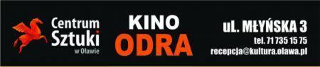 """Kino ODRA, Tygodniowy repertuar """"Odra"""" - zdjęcie, fotografia"""