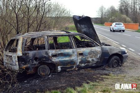 Pożary, podpalił - zdjęcie, fotografia