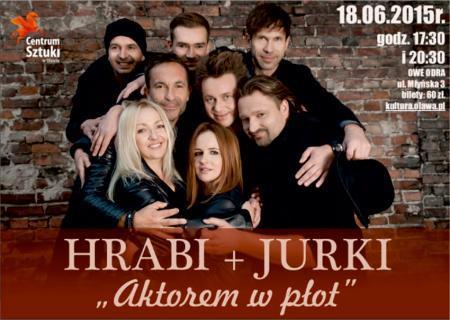 Kabarety, Aktorem płot - zdjęcie, fotografia