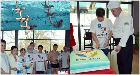 Pływanie, Drugie urodziny Jakuba - zdjęcie, fotografia